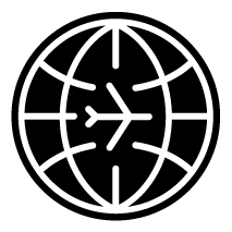 study-abroad-bw icon